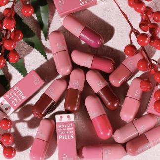 pudaier cosmetics profesionalna sminka - mat mini kapsule za usne