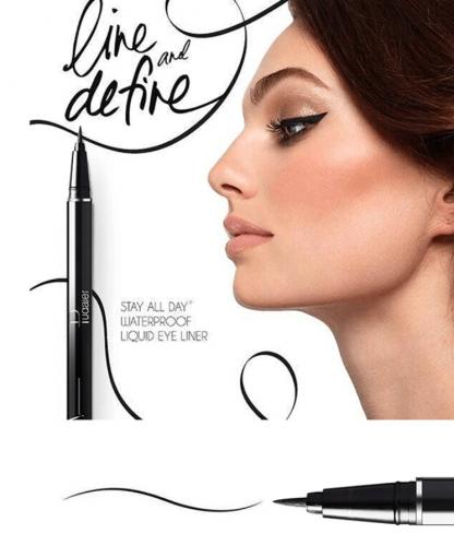 pudaier cosmetics profesionalna sminka - crni tus za oci